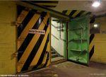 Schleuse im Tiefbunker Steintorwall
