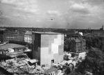 Historisches Foto des Hochbunkers Holstenstr.75a in Altona