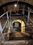 Verbindungstreppe zur oberen Ebene, Raum 6